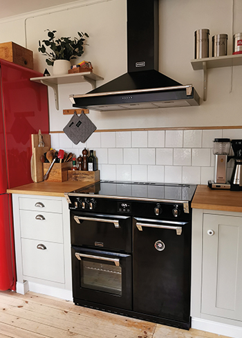 Spispaket - Stoves Richmond 90 cm